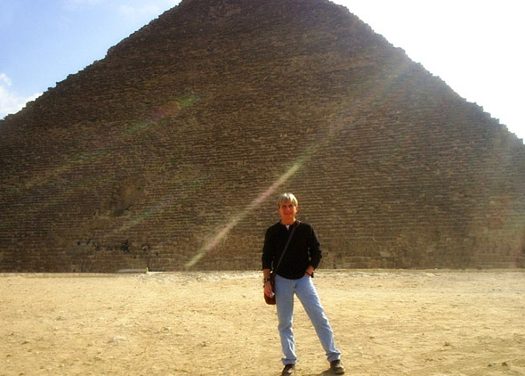 Great Pyramid-Alberto Amura Egypt
